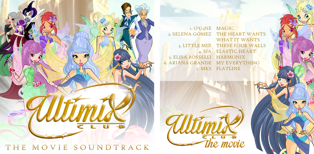 Ultimix Club - The Movie Soundtrack by Ultimix on DeviantArt