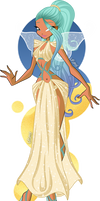 SOLD: Fayth- fairy of oases