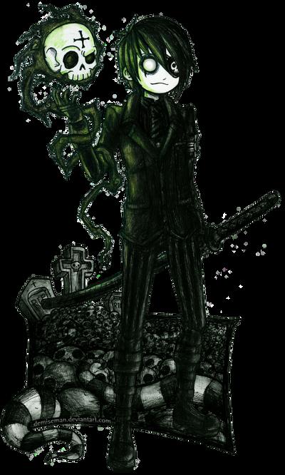 Death Seeker by DemiseMAN