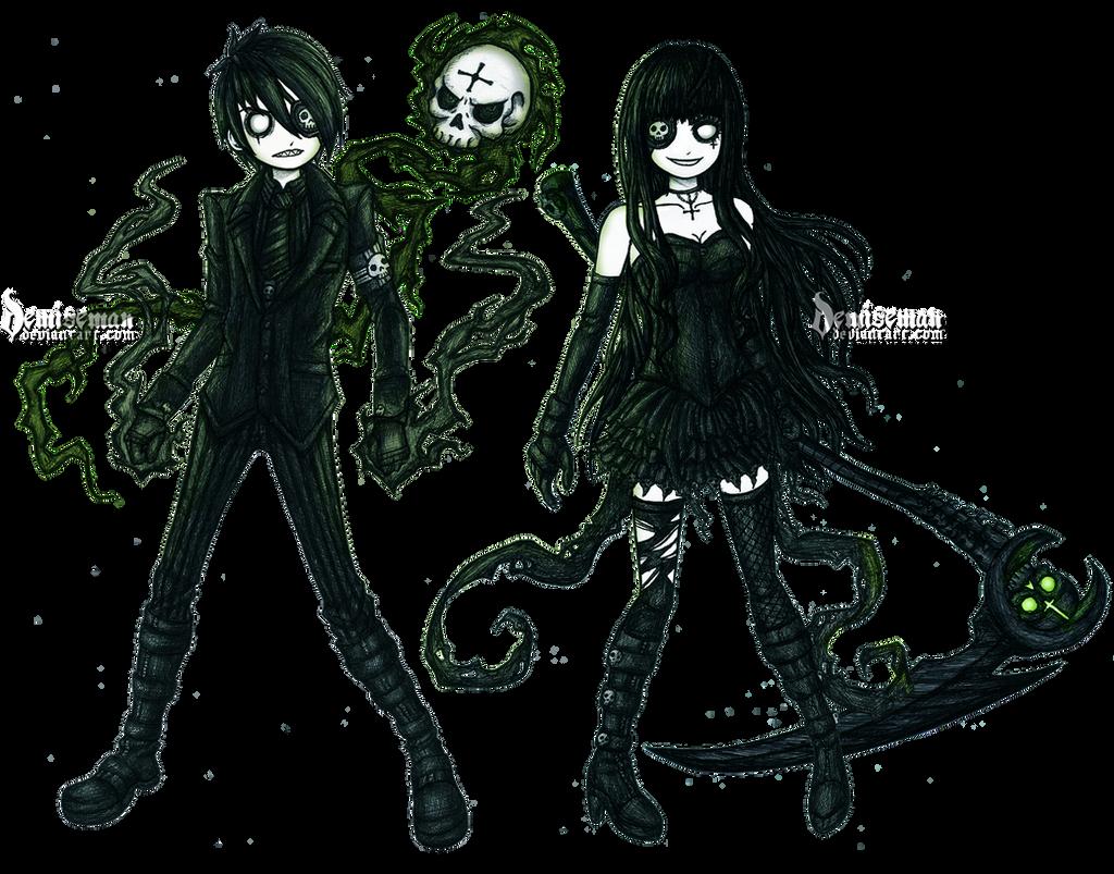 Children of Death by DemiseMAN