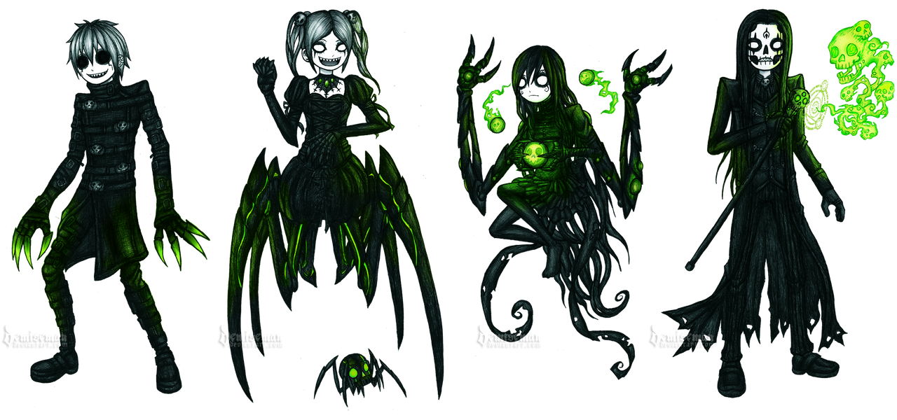 Soul Hunters by DemiseMAN