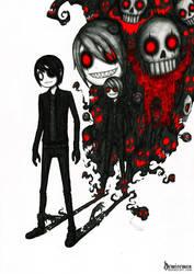 His Doppelganger by DemiseMAN