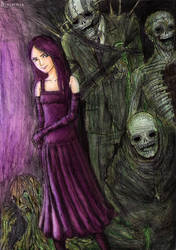 Violet by DemiseMAN
