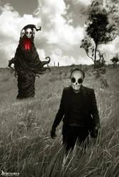 The Death Messenger by DemiseMAN