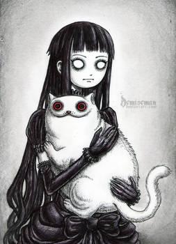 The Strange Cat
