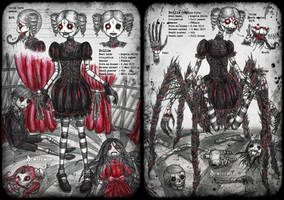 Character sheet: Dollie