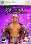 WWE 2K14 Cover Art - Dolph Ziggler