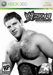 WWE 2K14 Cover Art - Bruno Sammartino
