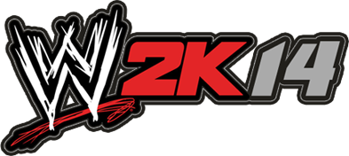 wwe 2k14 logo by viddyclassic on deviantart