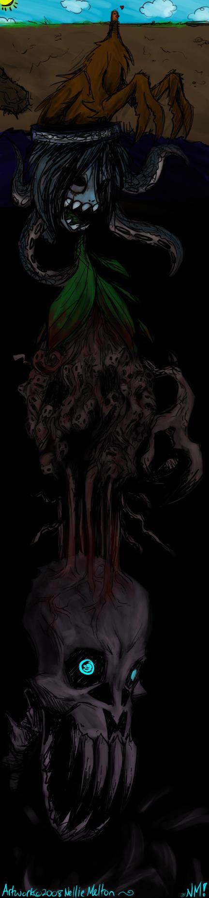 Diglett by spookydoom