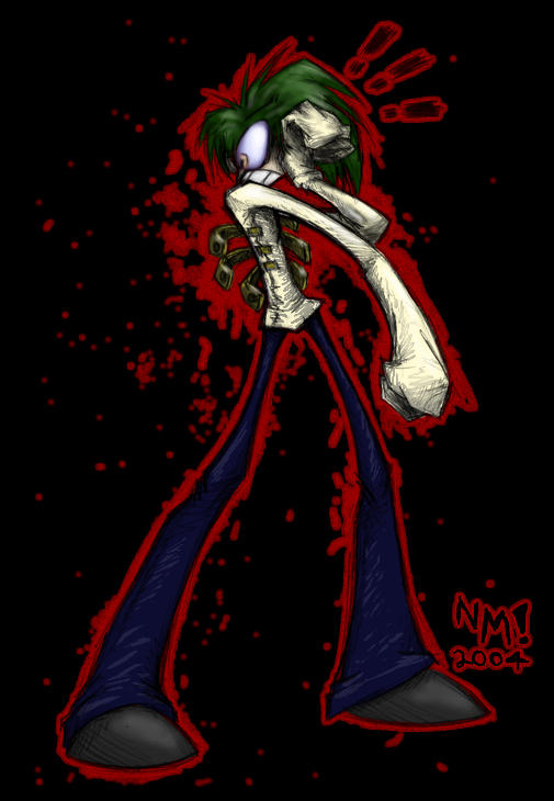 GAH, HYOOMAN by spookydoom
