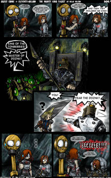 Fancomic-The Mighty King Faust
