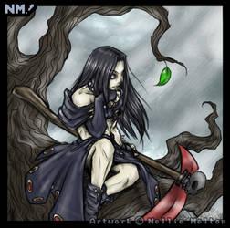 Fanart - Testament by spookydoom