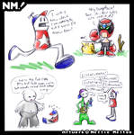 Fanart- Homestar Runner