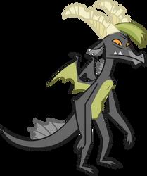 Baff dragon