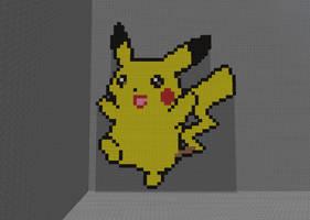 Pikachu by Lexa2