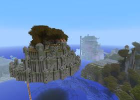 Minecraft - Map Ghibli by Lexa2