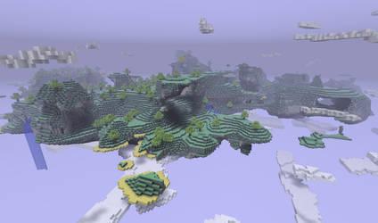 Minecraft - Aether