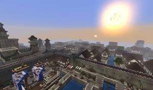 Minecraft - Medieval Town