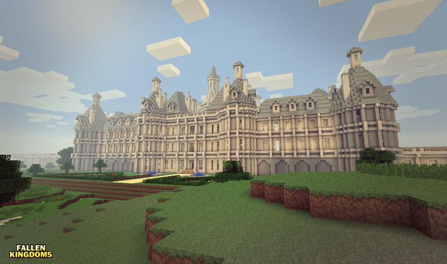 Minecraft - Fallen Kingdoms by Lexa2