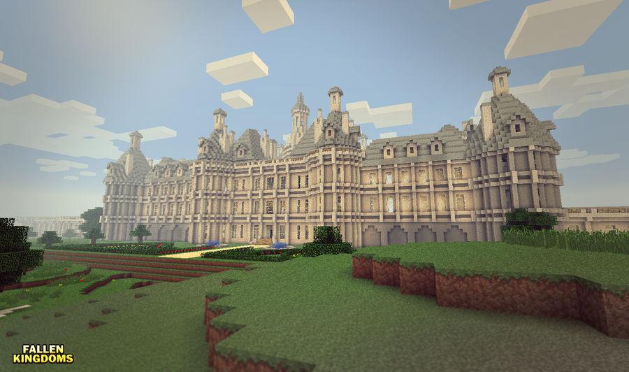 Minecraft - Fallen Kingdoms