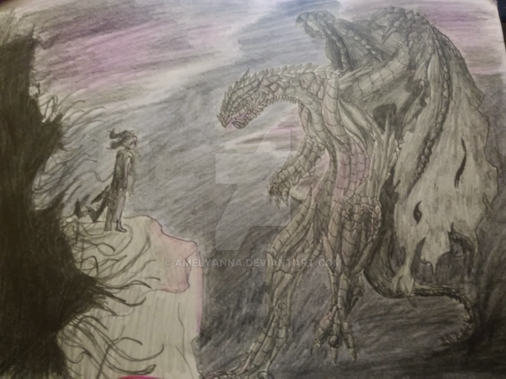 Mh4ugore Magala This Is Our Last Meet By Amelyanna On Deviantart
