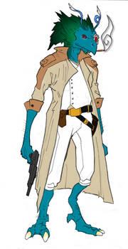 Fosh Rebel Leader