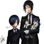 Kuroshitsuji - Family Michaelis-