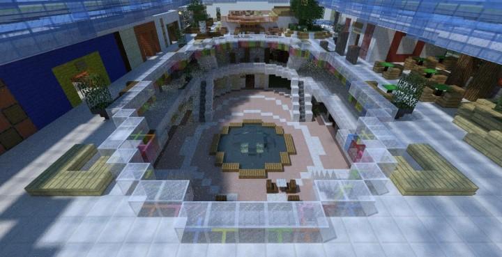 OAfimall Modern Mall