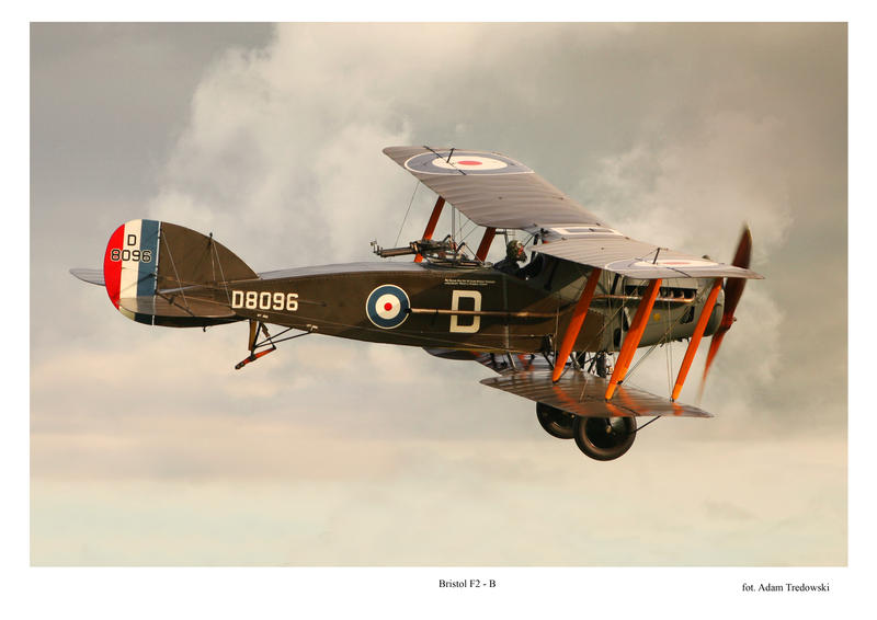 Bristol F2-B by tredowski