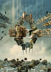 ...Industrial Something... by tredowski