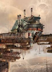 dry dock ver.2 by tredowski