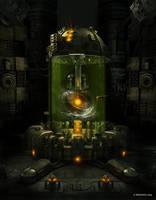 Big Electron by tredowski