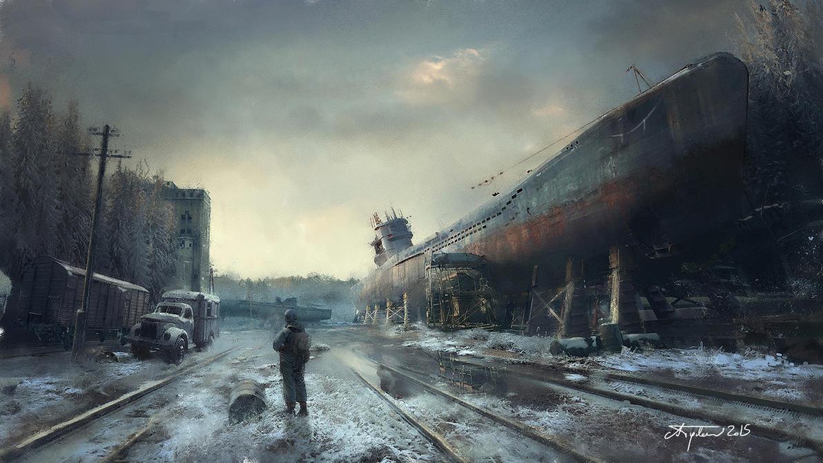 Untitled 08 by tredowski