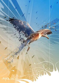 Bird by tredowski