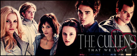 The Cullens that we Love
