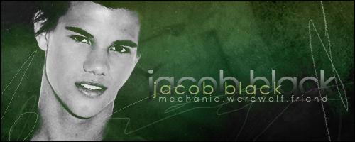 Jacob Black banner