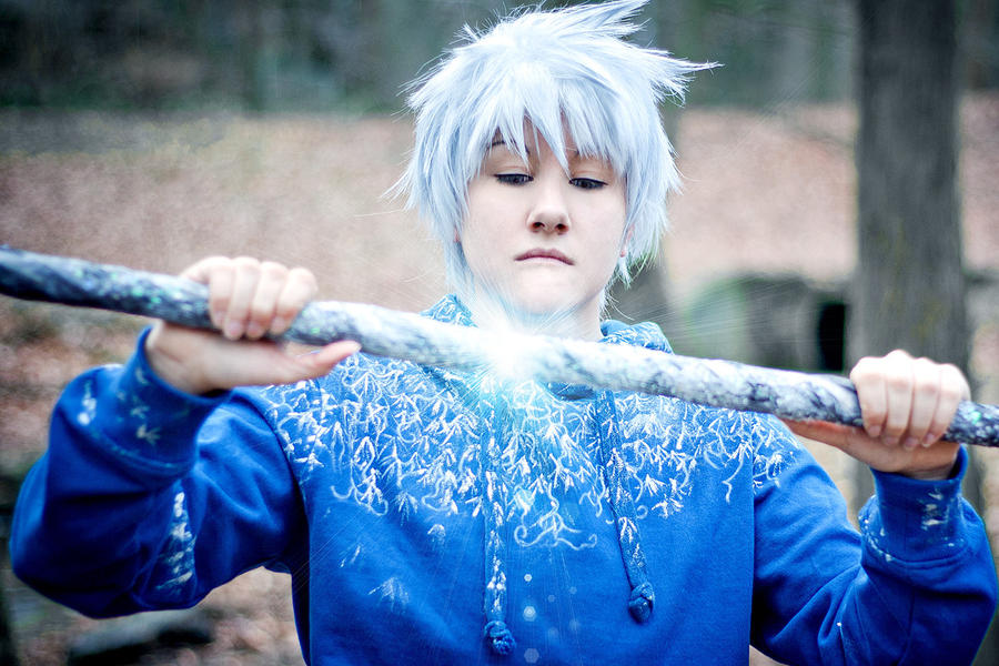 Jack Frost - Feel the magic within by stormyprince