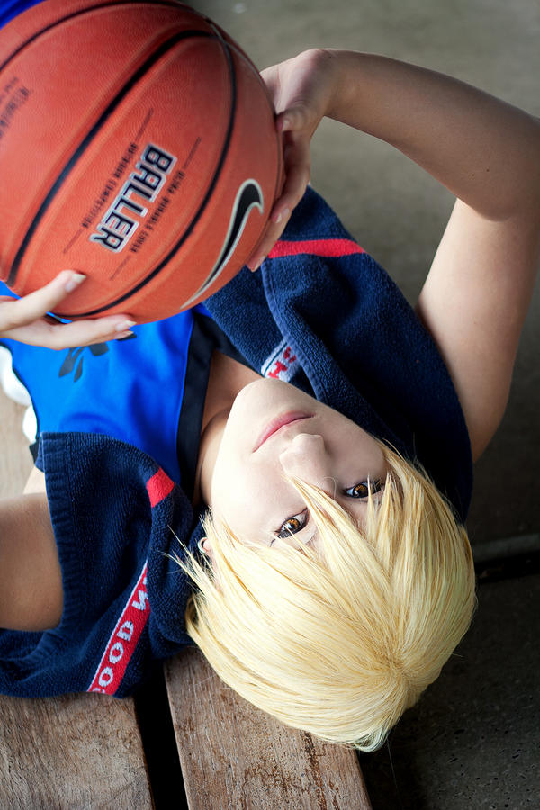 Kise Ryouta - Determination by stormyprince