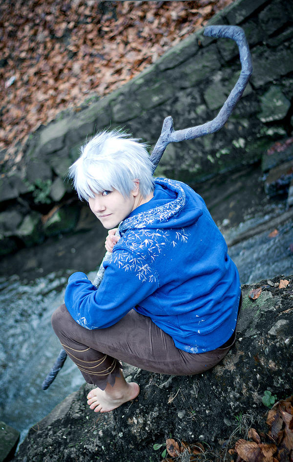 Jack Frost - Ready for winter! by stormyprince