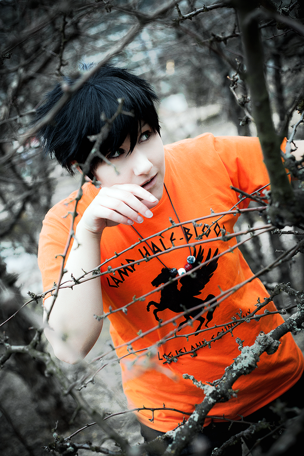 PJO - Don't feel bad, I'm usually about to die. by stormyprince