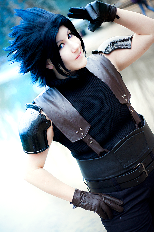 Zack - Come and get it! by stormyprince