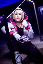 Avengers Academy - Spidergwen by stormyprince