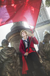Enjolras - Rise by stormyprince
