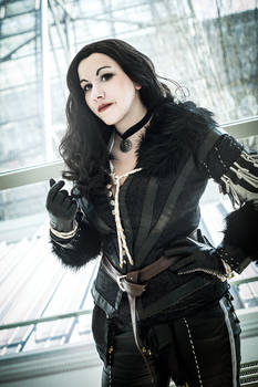 Yennefer - witch it