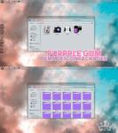 PurppleGum tema de iconpackager