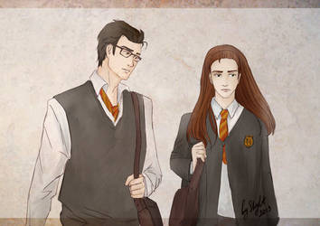 it's  just Severus! by Skyltik