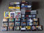All my Sega Games 'UPDATED'