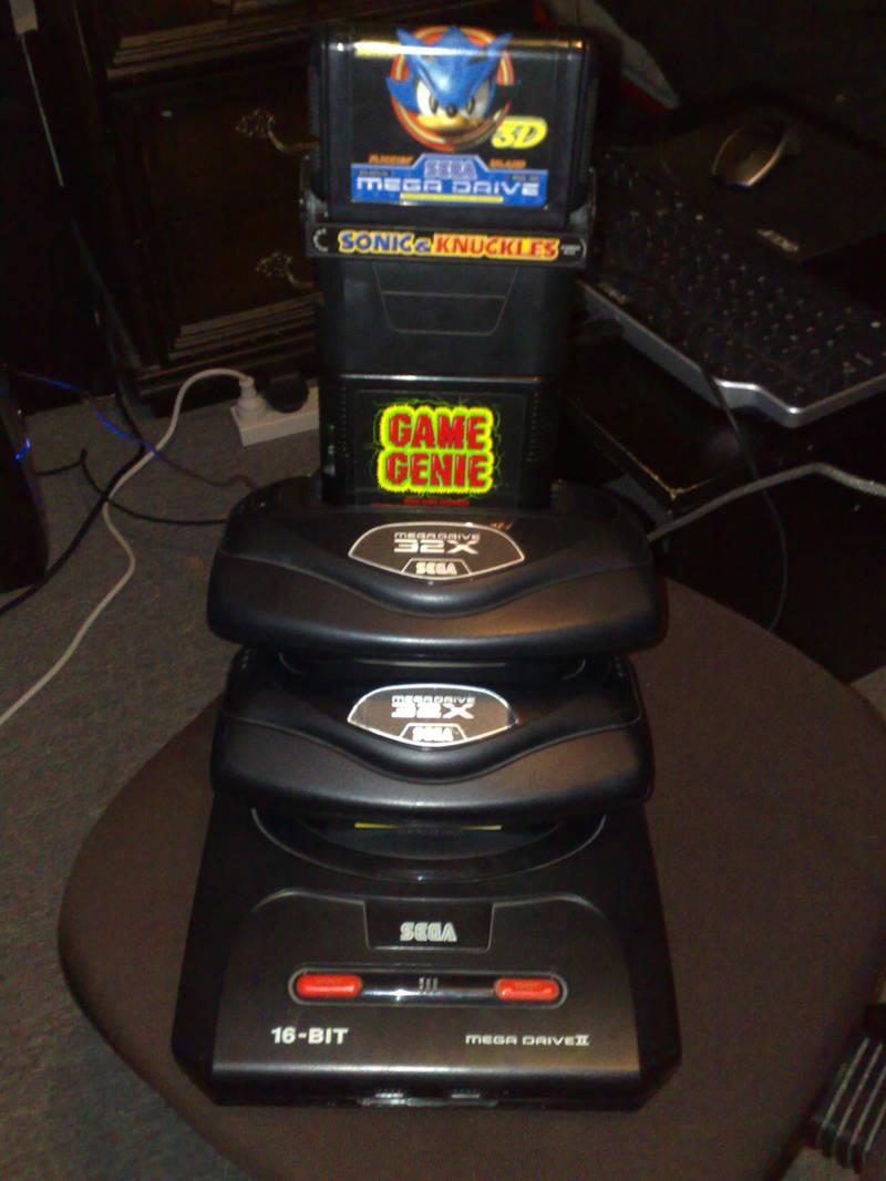 Sega Tower by Sega32x