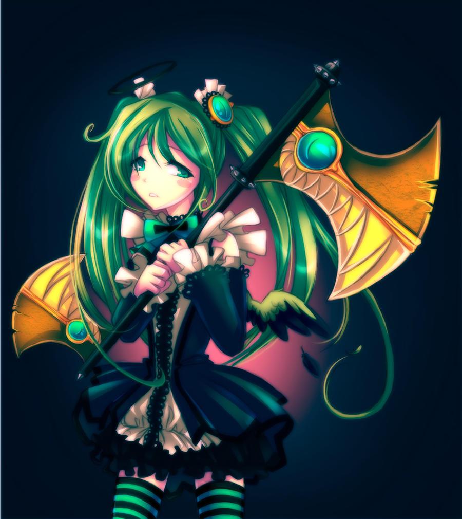 Cute but Dangerous by Minichi-01